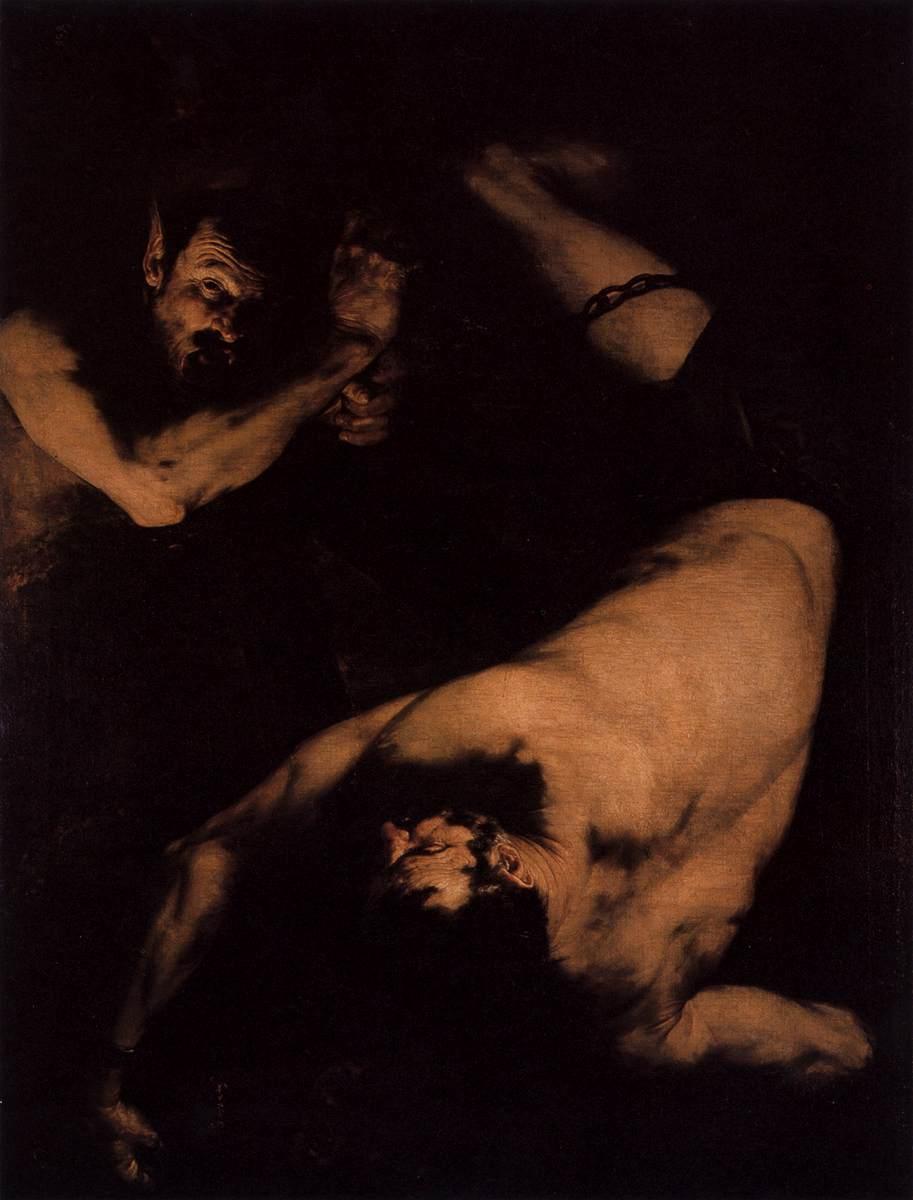 Jusepe de Ribera - ixion-1632